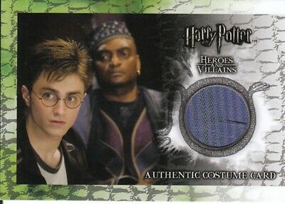 Heroes And Villains Costume (Harry Potter Heroes and Villains Costume Card C3)