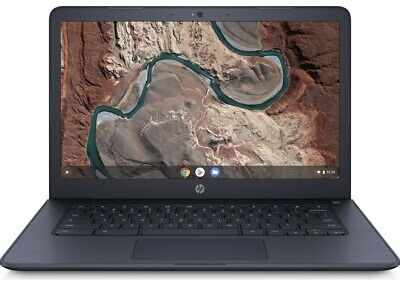 HP 14-DB0500SA Chromebook AMD A4-9120 4GB / 32GB eMMC Chrome OS - Blue