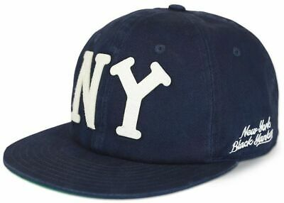 1258d8881af23 NLBM Negro League Heritage Cotton Cap New York Black Yankees