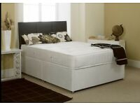 Friday 7th August FREE Delivery! Brand New Looking! Double (Single, King Size) Bed + Eco Mattress