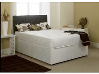 Sunday 9th August Free Delivery! Brand New Looking! Double (Single, King Size) Bed + Eco Mattress