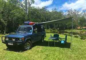 Mitsubishi Pajero/4WD/4X4/ Cairns Cairns City Preview