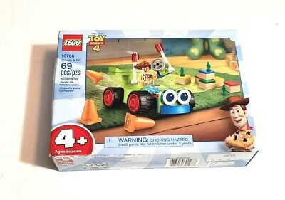 LEGO 10766 Toy Story 4 Woody & RC (Brand New)