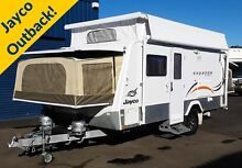 2011 Jayco Expanda Outback 16.49.1 Brookvale Manly Area Preview