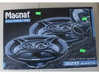 Magnat Dark Power speakers
