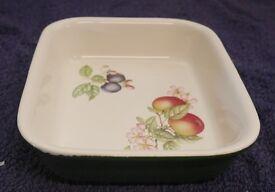 M&S Ashberry Rectangular Ceramic Dish