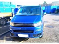 2012 VW Transporter T28, 58000 Miles, Diesel. Part converted Camper Van