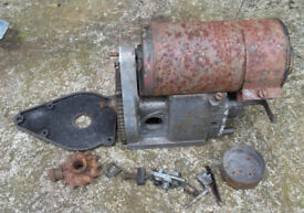 Lucas Magneto Dynamo - spares repairs - project - barn find