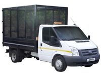 Same day rubbish&waste removal/house/flat/garden/commercial/domestic/builder waste service asp