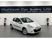 RENAULT CLIO I-MUSIC 16V LIMITED EDITION (white) 2010