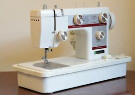 Electric Sewing Machine 'New Home'