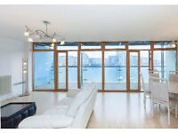 Two bed luxurious flat in Docklands-£1525