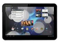Motorola xoom tablet android boxed