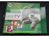 Leapfrog Leap TV (with Paw Patrol game) - Hardly Used