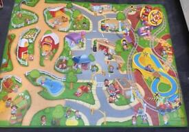 Fisher Price Little People playmat 155 x 120cm.