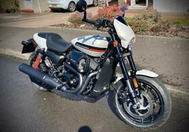 Harley-Davidson, STREET, 2019, 749 (cc)