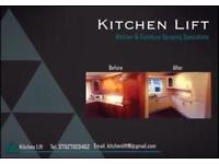 Kitchen & Furniture Respraying Specialists