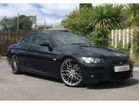 BMW 330i CONVERTIBLE finance available/px welcome not 325d,330d,520d,525d,530d,Audi,Mercedes