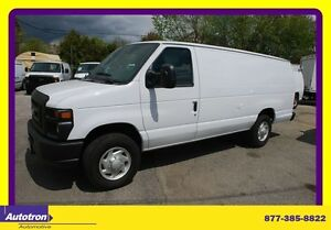 2014 Ford E-250 EXTENDED S.DUTY 3/4 TON BACK-UP CAMERA, CRUISE C