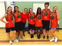 WOMEN'S BASKETBALL IN LONDON - NEW LEAGUE