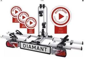 Bosal fold up bike carrier E Bike 60 kg Load Diamant Pro User
