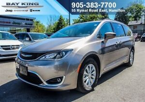 2017 Chrysler Pacifica TOURING L, REMOTE START, STOW N GO, BACKU