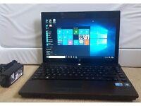 "hp Intel core i3 laptop,4GB DDR3 RAM,wifi/webcam/hdmi, win 10 64 Bit,13.3"" HD display"