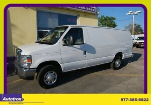 2013 Ford E350 EXT S.DUTY CHROME PKG, TINTED BACK WINDOWS ONLY
