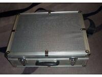 Aluminium Camera Case 45cms x 34cms x 14cms