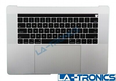 """NEW Macbook Pro A1707 2016-2017 15"""" Silver Touch Bar Top Case Assembly *READ*"""