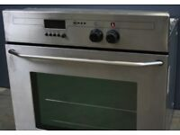 Integrated Single Oven Neff+ Warranty! Delivery&Install available