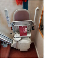 Acorn Superglide 120 Straight Stairlift_Only 3 years old