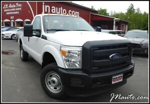 2016 Ford F-250  Super Duty Simple Cab 4x4