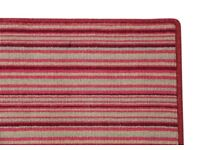New, Multicoloured Stripe Rug (287x210cm)