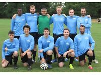 Soccer club searching for players, do you want to play football? Find football team, join team