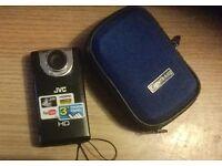 JVC USB camcorder HDMI