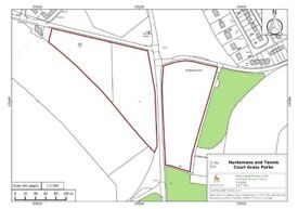 3.72ha Grazing Land for let, St Boswells