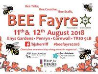 Volunteers Required - Charity BEE FAYRE 2018