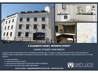 Luxury 2 Bedroom Student Apartments City Centre Location - Whimple Street (More photos to come!)