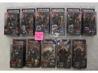 Gears of War figures