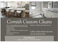 Cornish Custom Cleans - Bespoke Cleaners