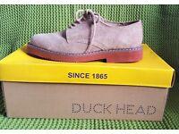 Duck Head Men's Augusta Oxford Shoes Size 7.5 Dirty Buck