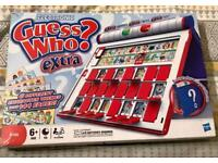 Electronic Guess Who? Extra Children's Game. Very Good Condition. 2 Pegs Missing