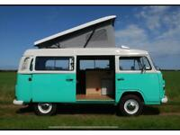 8 days VW camper holiday in Scotland. OPEN TO ANY OFFERS!