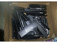 Arround 80 New laptop batteries HP And Dell,RRP £3,000,These are ALL Original,Not cheap replacements