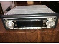 Car radio JVC CD Receiver KD-S891R, Smart nav Uk MC45 & Garmin street pilot c510