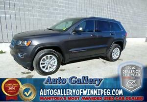 2015 Jeep Grand Cherokee Laredo 4x4 *4,901kms