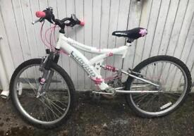17inch girls bike