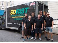 Man and Van / House moves / Removals / Office moves / Clearance / All London postcodes