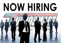 Searching for experienced B2B Sales reps